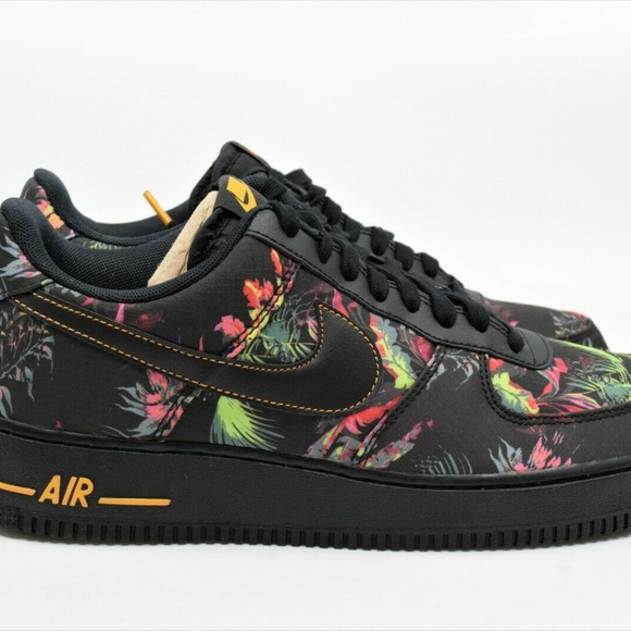 Floral Canyon V8 Gold 5 Air 1 Nike 9 Force Low I7gfvY6by